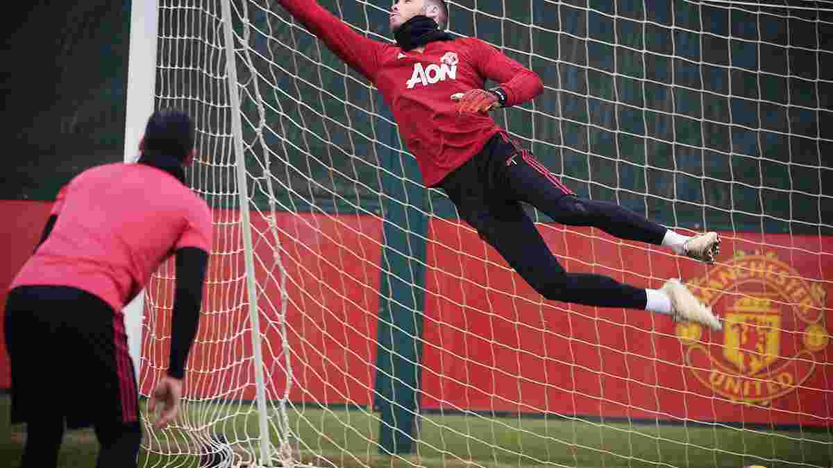 Сульшер впевнений, що Де Хеа та Марсьяль залишаться в Манчестер Юнайтед