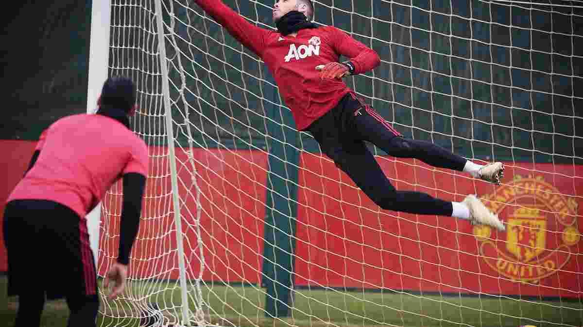 Сульшер уверен, что Де Хеа и Марсьяль останутся в Манчестер Юнайтед
