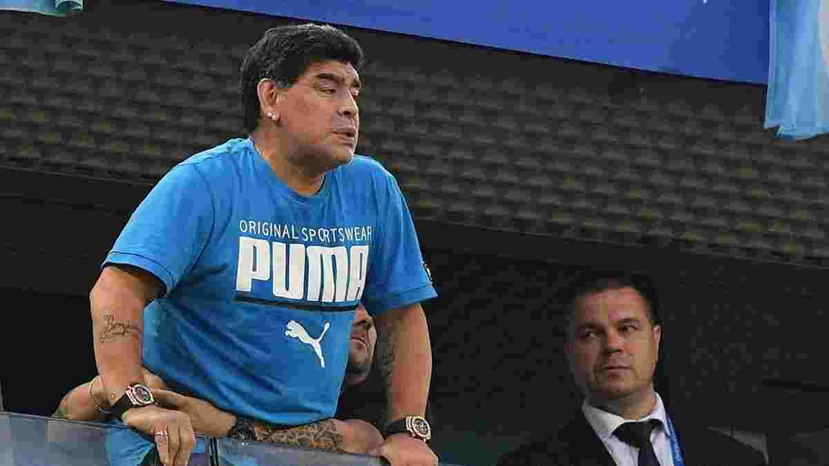 Марадона поддержал Кулибали: Я играл за Наполи 7 лет и тоже становился жертвой расистских выкриков