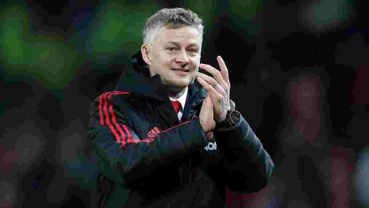 Сульшер повторив вдалий старт Басбі та Моурінью на чолі Манчестер Юнайтед
