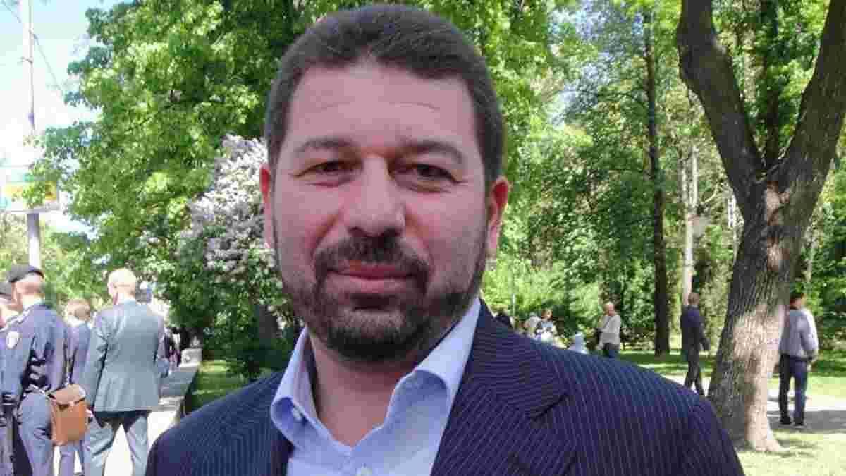Президент Зари Геллер подвел итоги года для луганской команды, выделив выступление в Лиге Европы