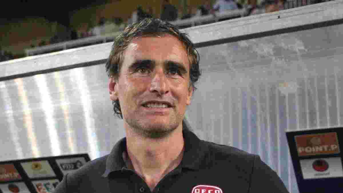 Діжон звільнив головного тренера