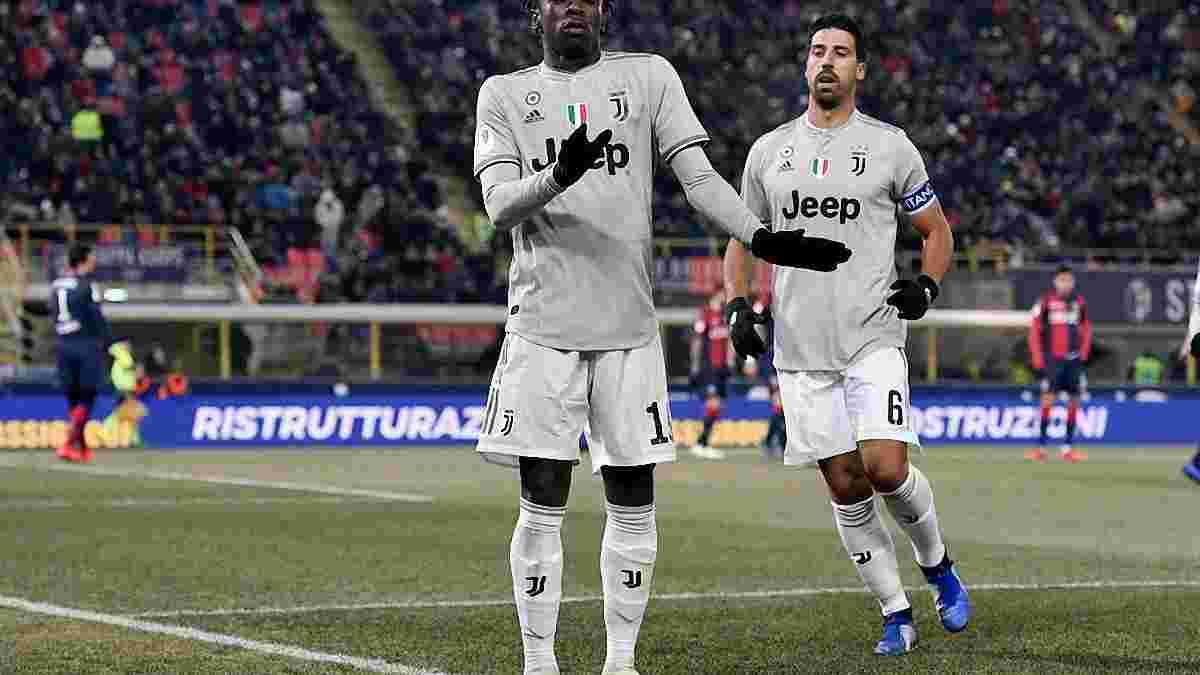 Кубок Италии: Ювентус обыграл Болонью, Милан лишь в дополнительное время одолел Сампдорию: матчи субботы