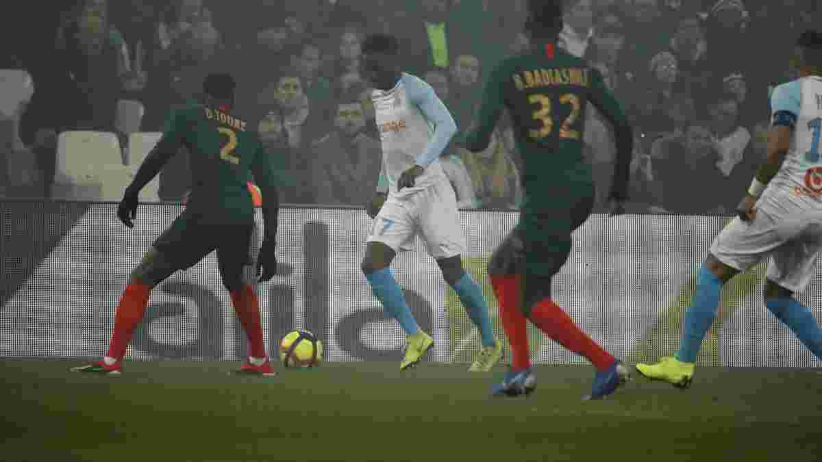 Марсель – Монако – 1:1 – видео голов и обзор матча