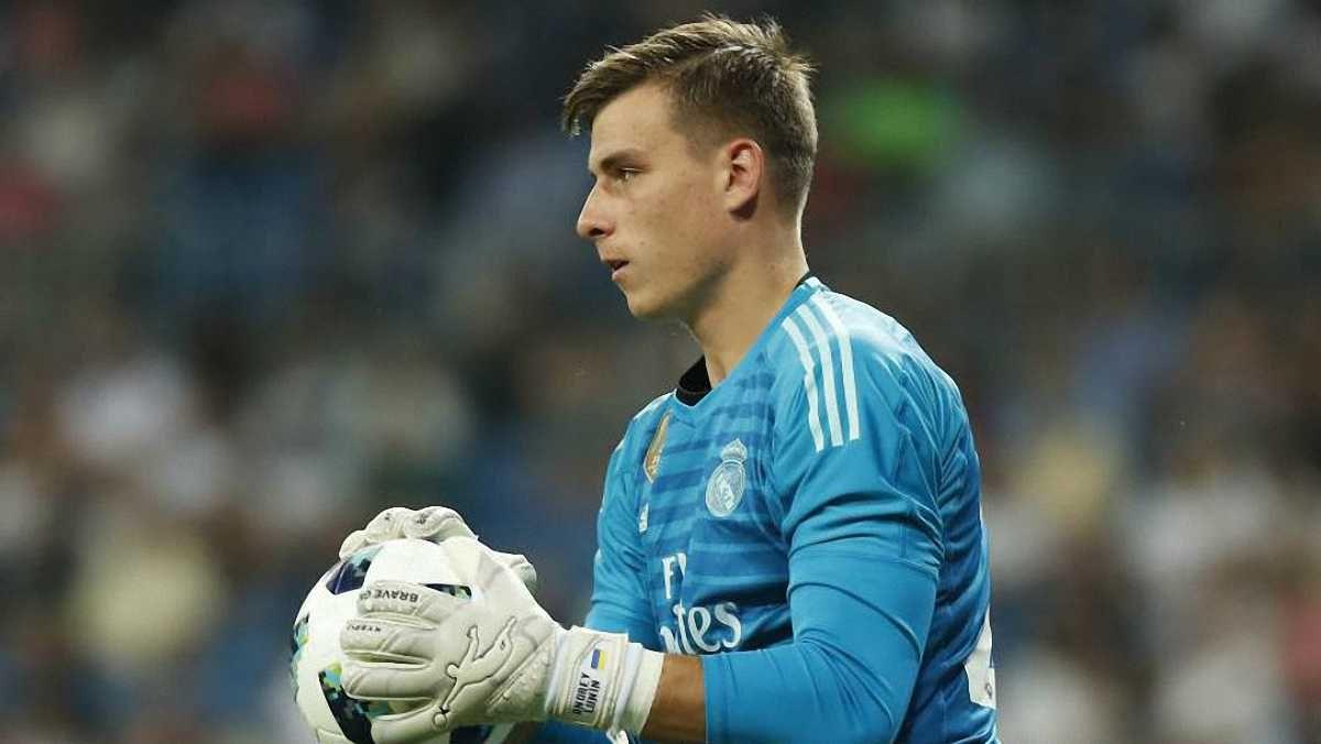 """""""Он станет хорошим вратарем"""", – экс-конкурент Лунина в Реале оценил потенциал украинца"""