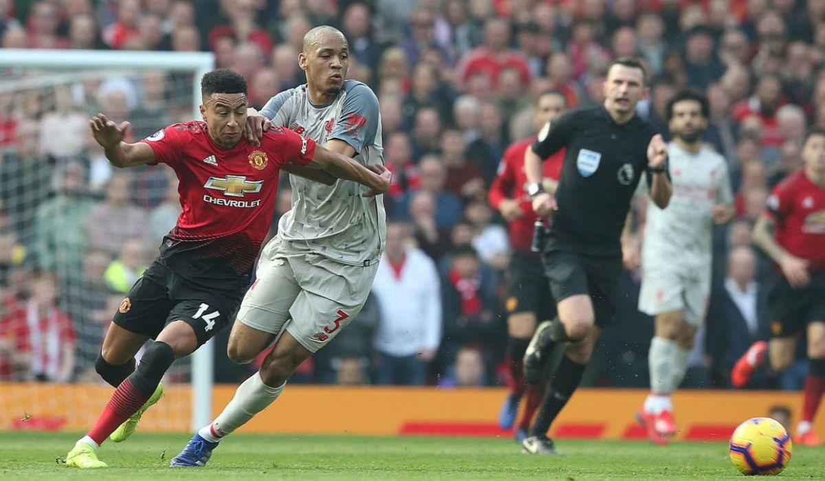 Манчестер юнайтед ливерпуль отчет
