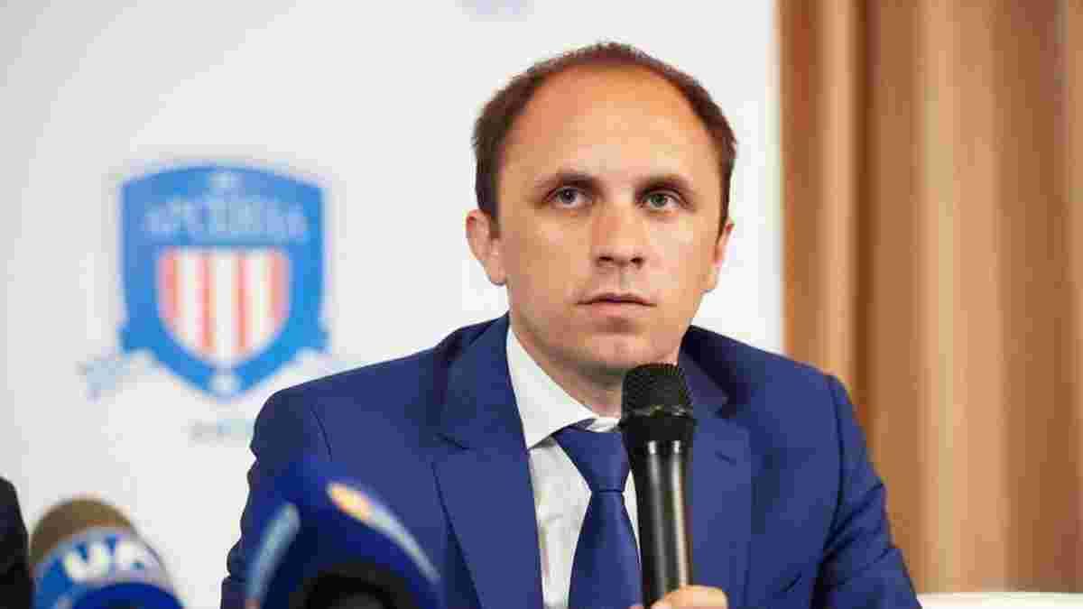 Москаленко прокомментировал задолженности Арсенала-Киев перед футболистами