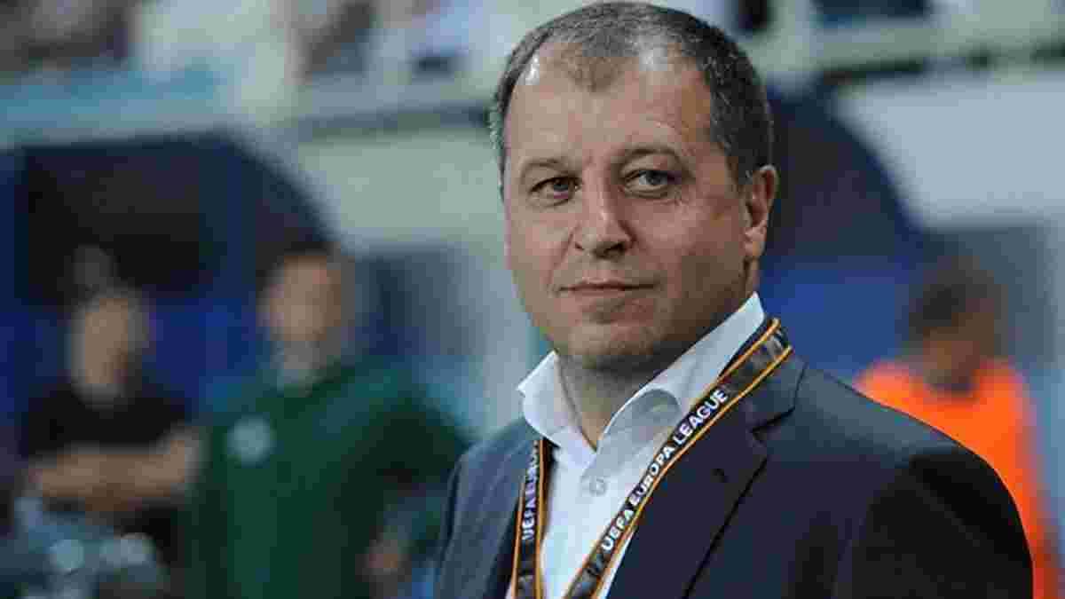 Вернидуб розповів про кадрові проблеми Зорі перед матчем з Динамо