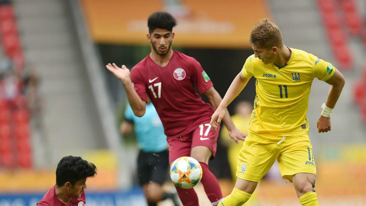 Катар U-20 – Україна U-20 – 0:1 – відео гола та огляд матчу