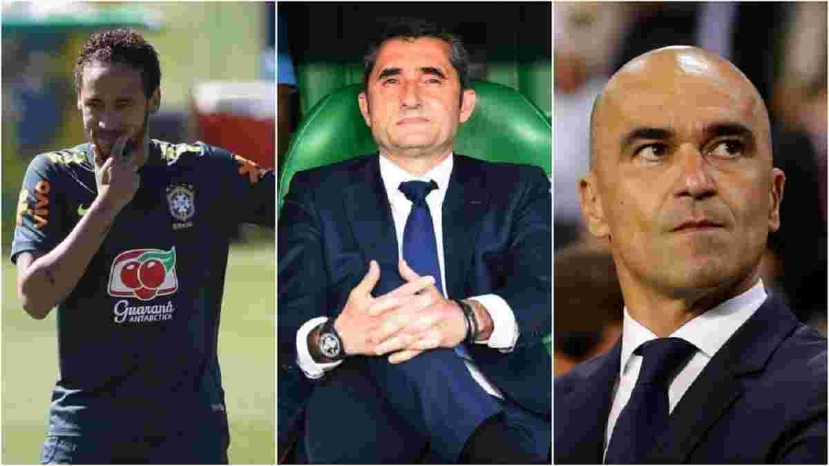 Божевільний день у Барселоні – трансферна е(ре)волюція: Вальверде, Неймар, Де Лігт, Грізманн і ще 8 відповідей