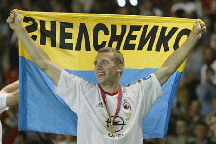 Шевченко виграв Лігу чемпіонів Мілан ЛЧ