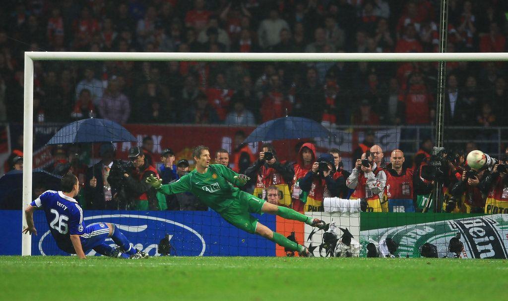 Манчестер Юнайтед Челсі фінал ЛЧ пенальті Террі