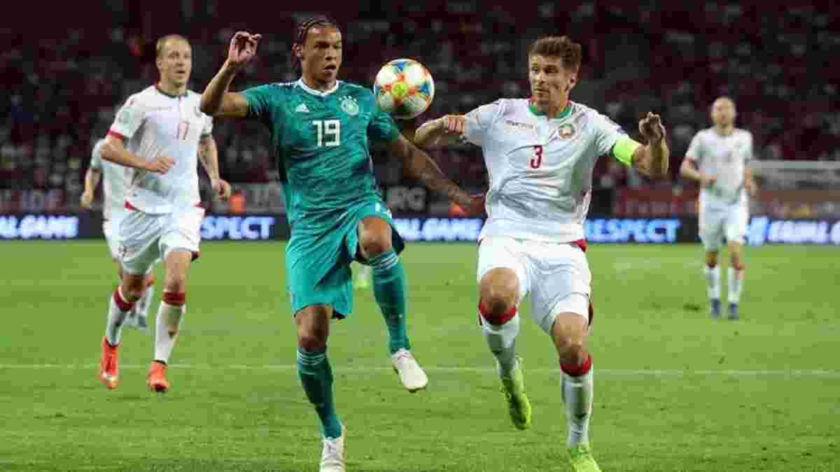 Білорусь – Німеччина – 0:2  – відео голів та огляд матчу