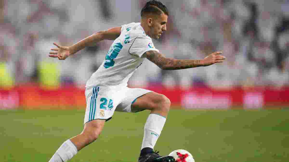 Мілан хоче підписати Себальйоса – хавбек збереже шанси на повернення в Реал