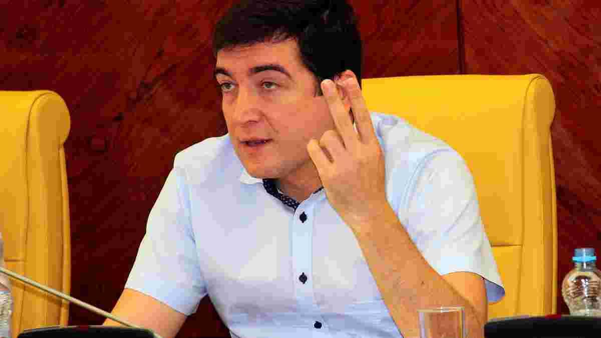 Макаров: Сумами уже занимается полиция – это пятно для нас всех