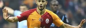 Беланда красивим голом приніс Галатасараю Суперкубок Туреччини