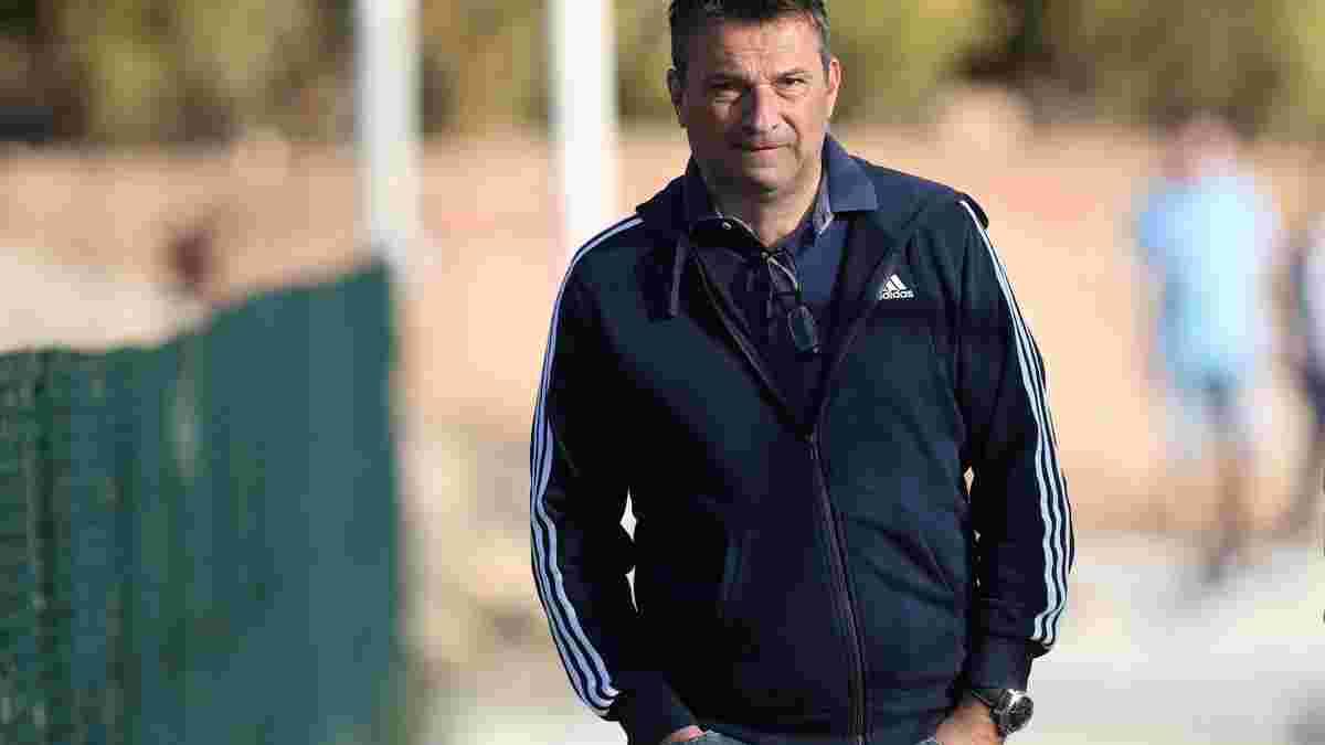 Колишній спортивний директор Шальке переніс інсульт – він привіз Коноплянку в Німеччину