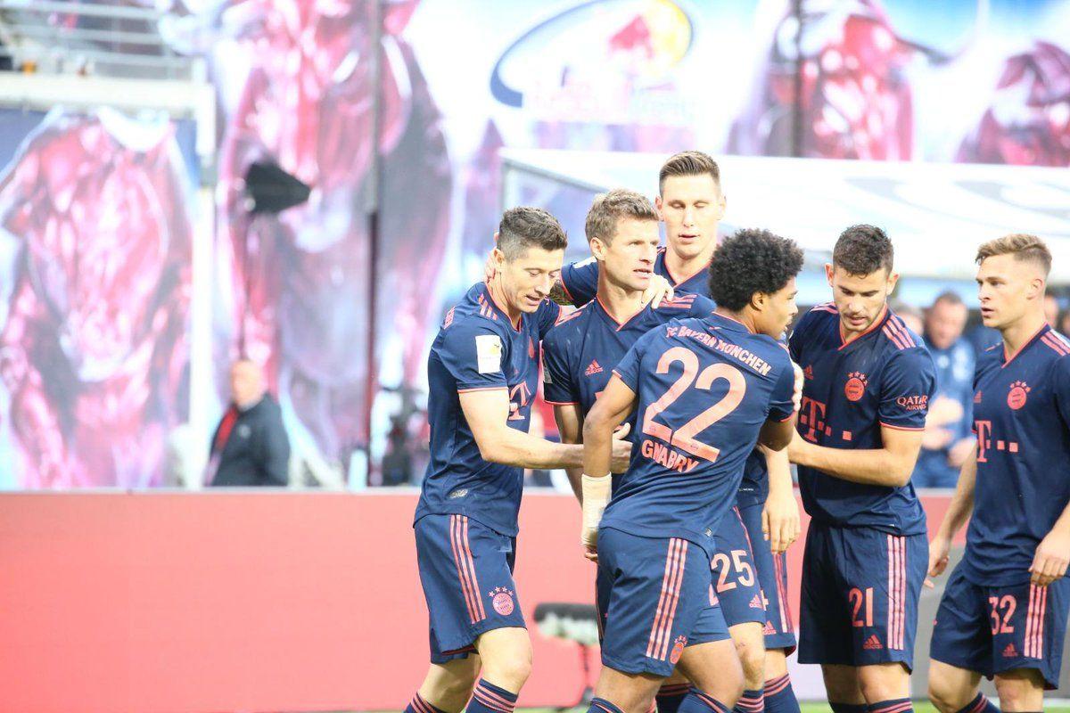 Бавария сыграла вничью с РБ Лейпциг, Боруссия Д разгромила Байер: 4-й тур Бундеслиги, матчи субботы