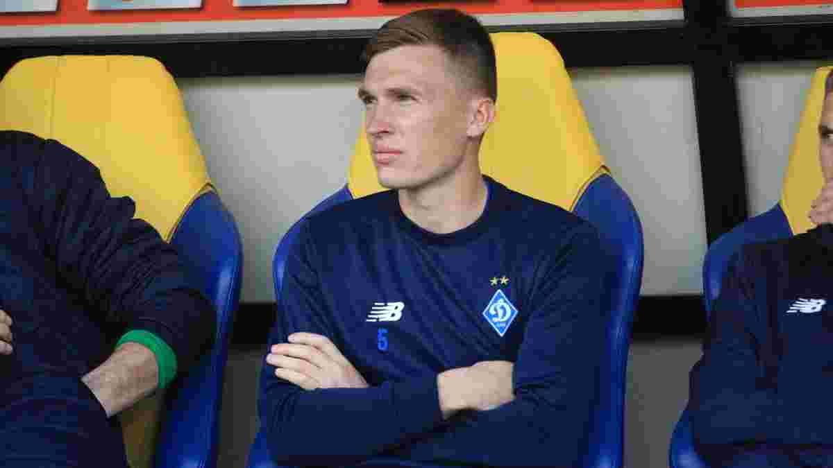 Сидорчук про проблеми Динамо: Вирішили все як у чоловічому колективі