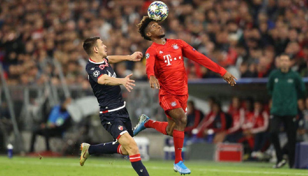 Левандовски и Бавария установили исторические рекорды Лиги чемпионов