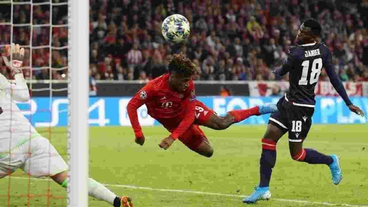 Баварія – Црвена Звезда – 3:0 – відео голів та огляд матчу