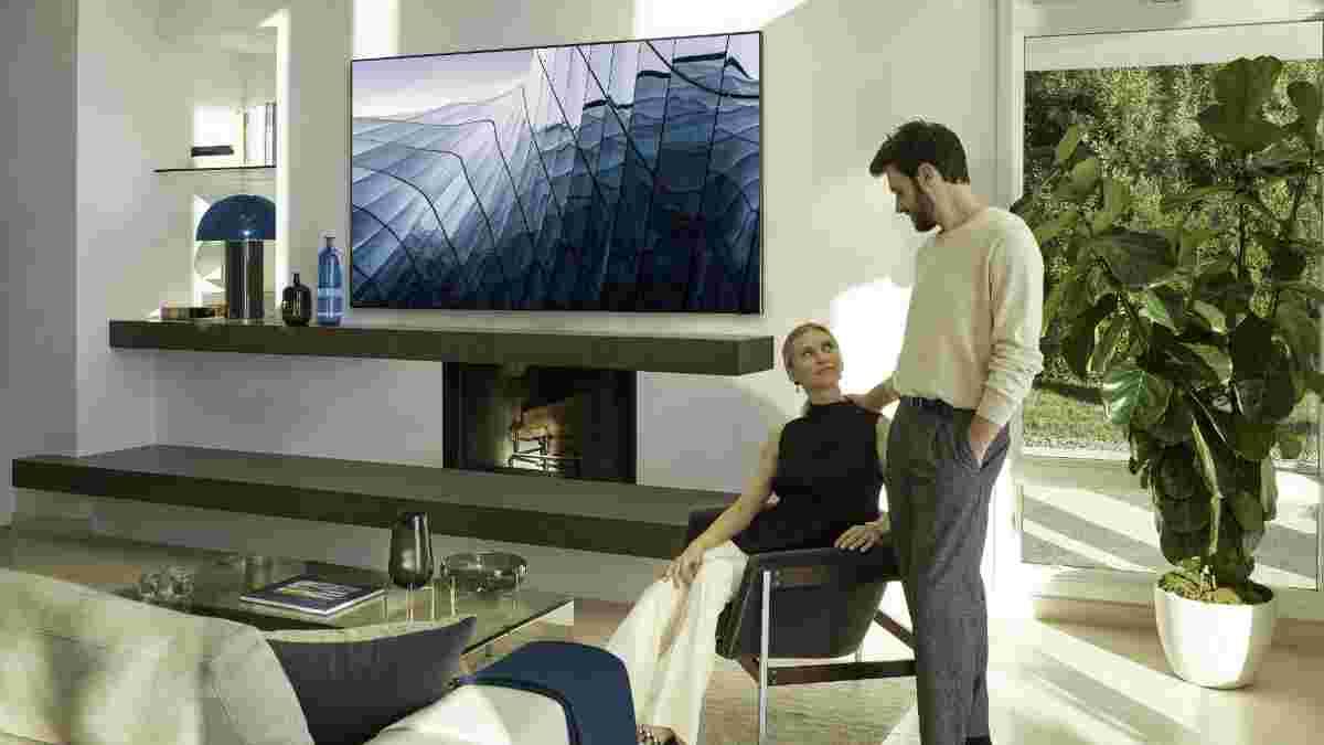 Якість розміру: чому 75-дюймові телевізори на піку популярності і є ідеальними для перегляду футболу