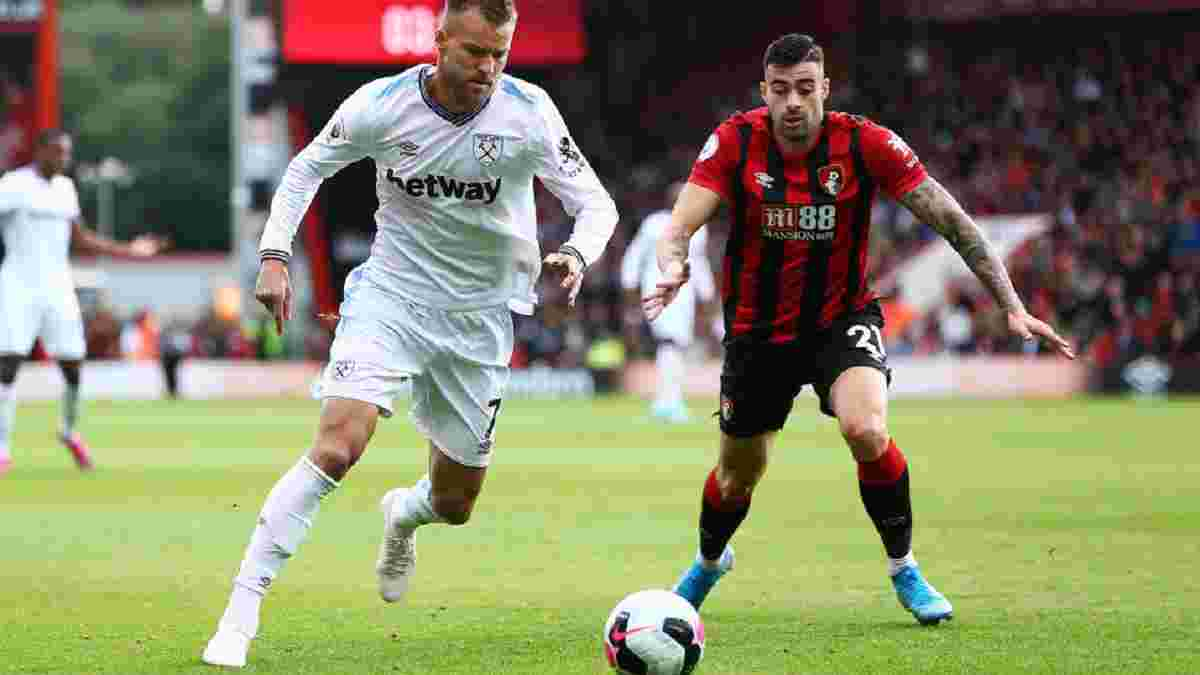 Борнмут – Вест Хэм – 2:2 – видео голов и обзор матча