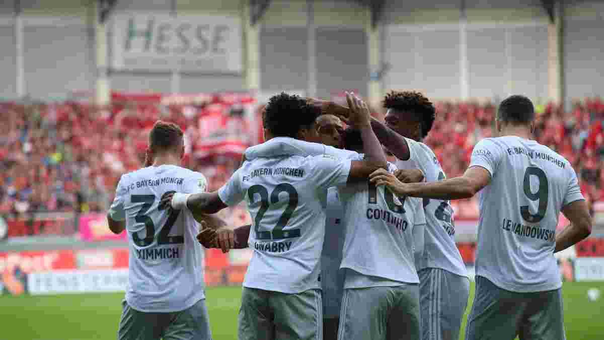 Бавария вернула лидерство, Боруссия Д не дожала Вердер, а Шальке шокировал РБ Лейпциг: 6-й тур Бундеслиги, матчи субботы