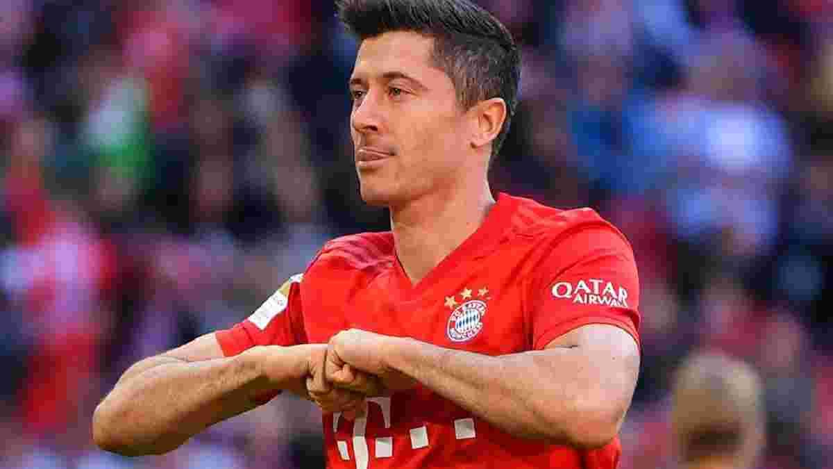 Исторический рекорд Левандовски в видеообзоре матча Падерборн – Бавария – 2:3