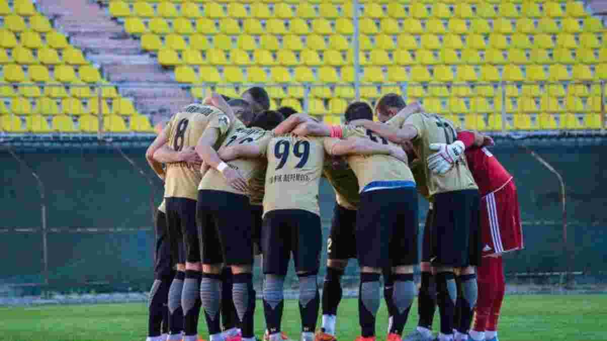 Суммы заявили о своем возрождении – клуб лишили профессионального статуса