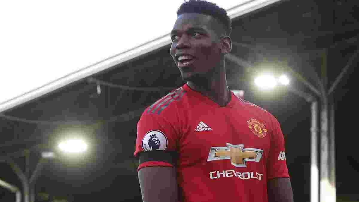 Погба может восстановиться к матчу против Манчестер Сити