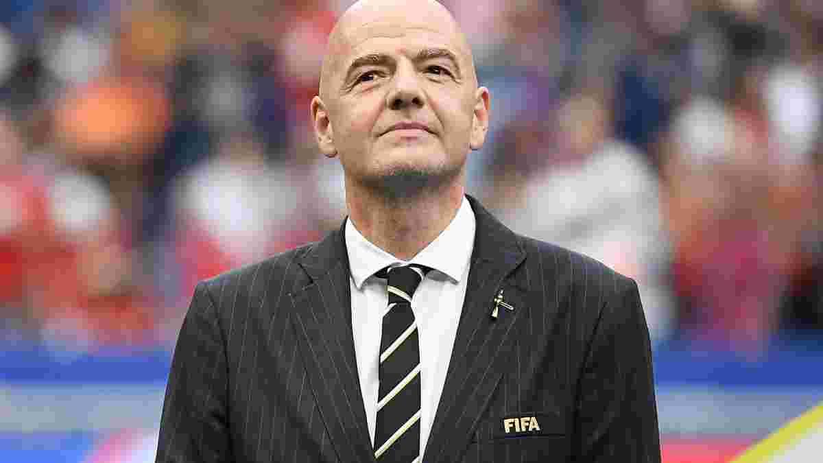ФИФА анонсировала революционные изменения в проведении клубного чемпионата мира