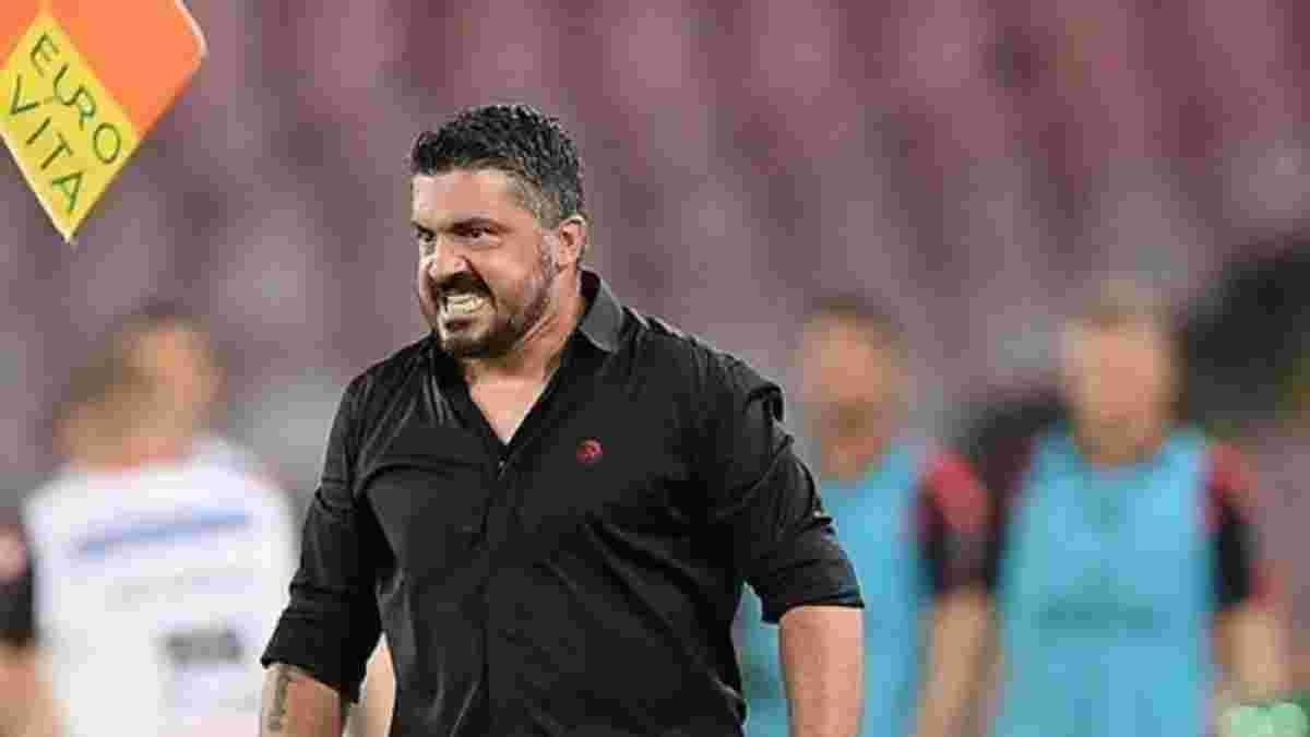 Гаттузо – основний кандидат на посаду тренера Фіорентини