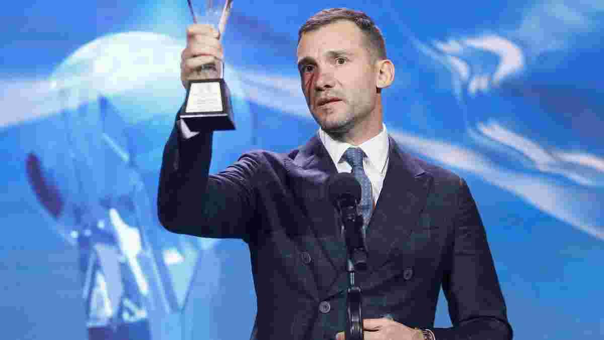 Шевченко розповів про найскладніший момент на чолі збірної України