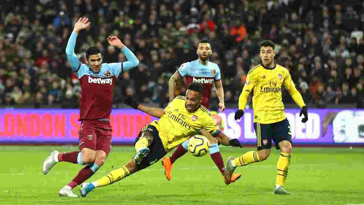 Вест Хэм – Арсенал: матч команд невысокого уровня, конкурент Ярмоленко не впечатляет, Юнгберг и Пеллегрини – out