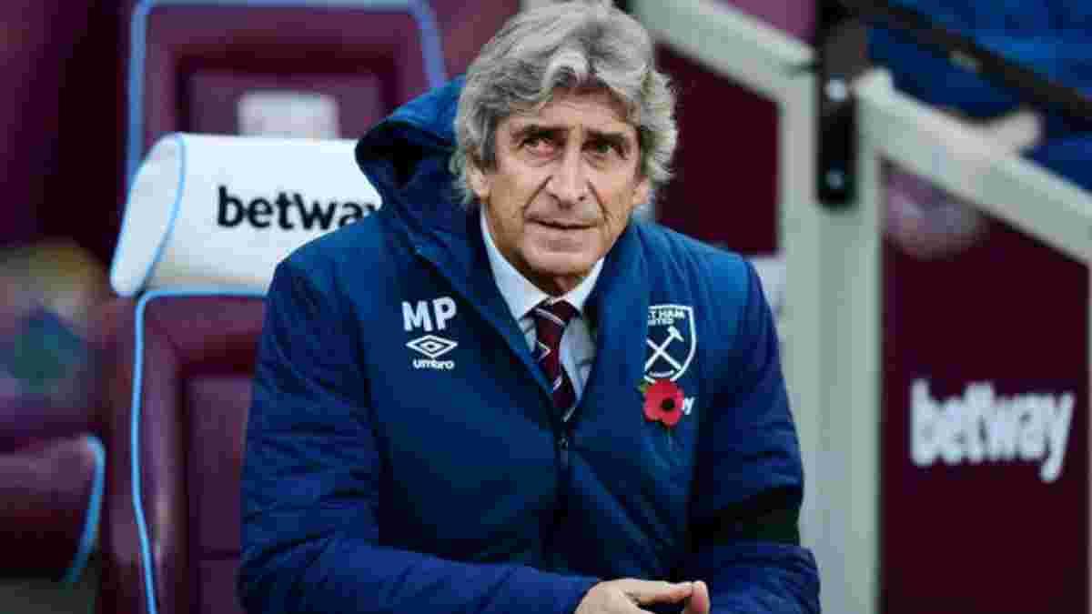 Пеллегріні не виключив своєї відставки після поразки Вест Хема від Арсенала