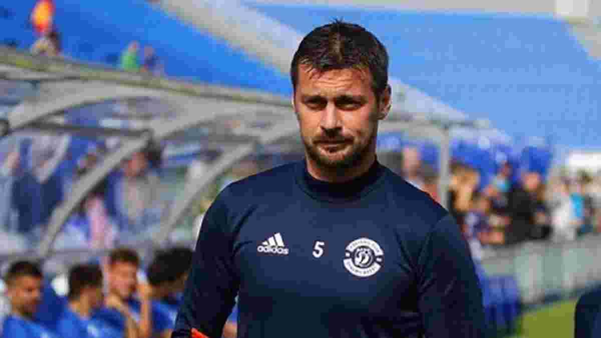 Мілевський: Хотів би повернутись в Динамо у статусі тренера