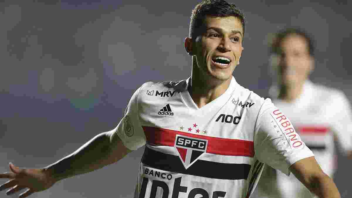 Екс-динамівець Буено підписав повноцінний контракт із Сан-Паулу