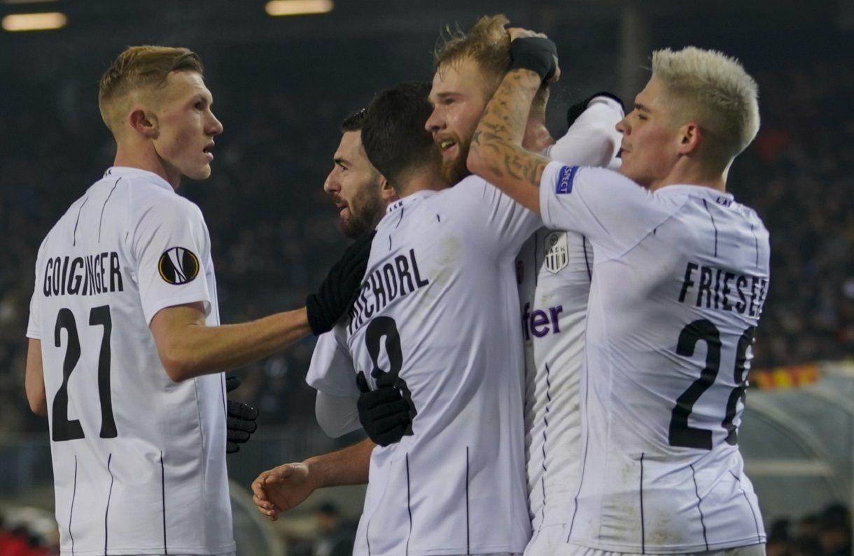 Ліга Європи: Арсенал витягнув Айнтрахт у плей-офф, Лаціо зганьбився, а Селтік Шведа пройшов далі попри програш