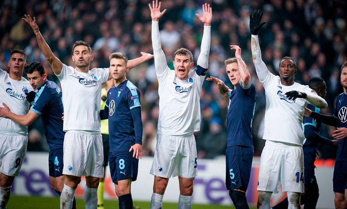 Мальме переміг Копенгаген і виграв групу Динамо, Хетафе вибив Краснодар з Ліги Європи