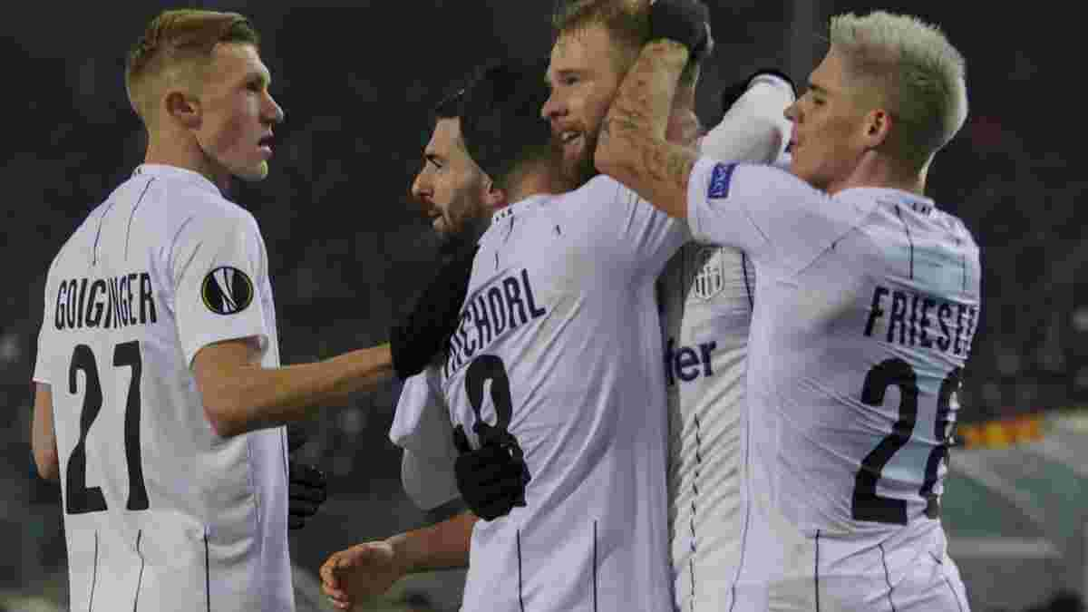 Лига Европы: Арсенал вытащил Айнтрахт в плей-офф, Лацио опозорился, а Селтик Шведа прошел дальше, несмотря на проигрыш