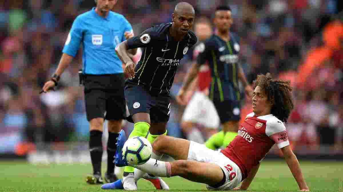 Арсенал – Манчестер Сіті: онлайн-відеотрансляція центрального матчу 17-го туру АПЛ – як це було