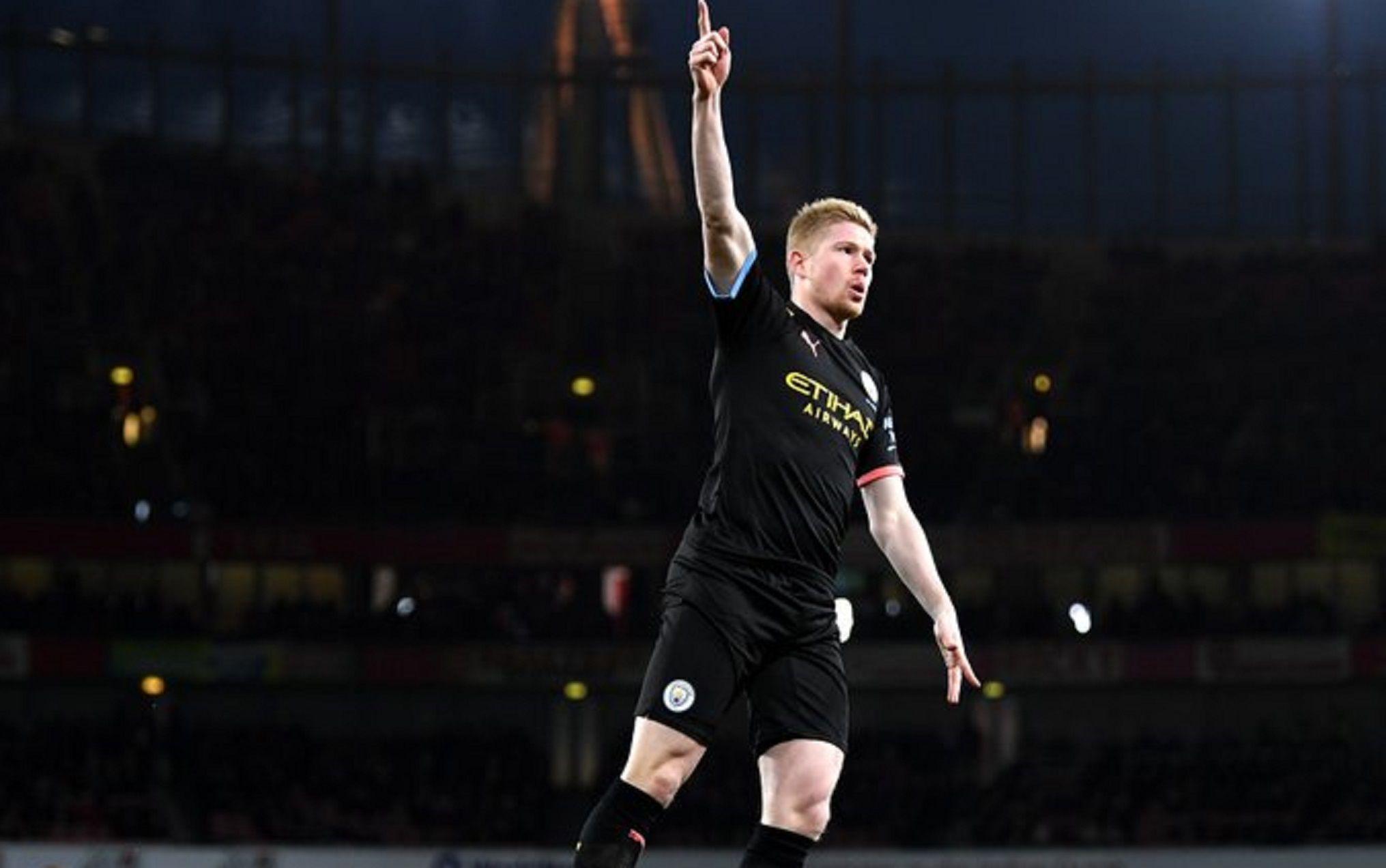 Манчестер Сіті одним гравцем довів безнадійність Арсенала, Зінченко повернувся та отримав подарунок від Гвардіоли