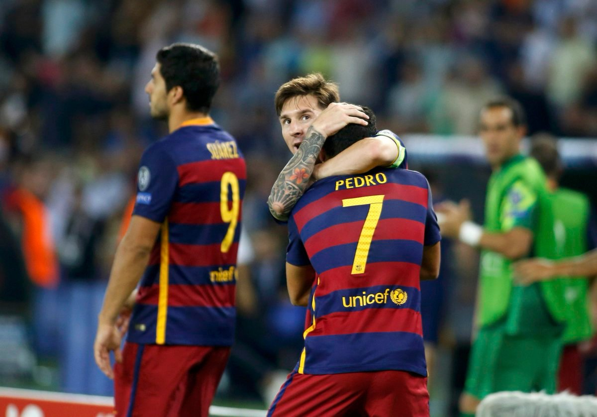 Педро сподівається повернутись у Барселону