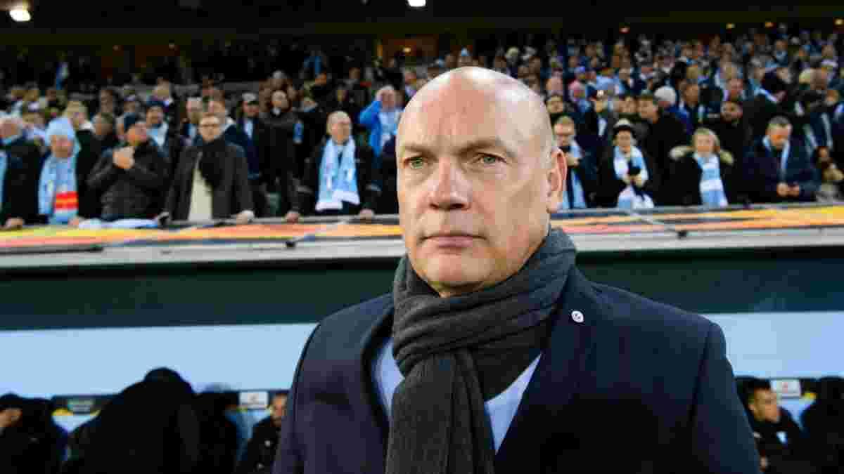 Мальме остался без главного тренера – команда выбила Динамо из Лиги Европы