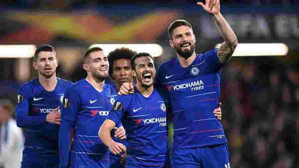 Челси расстанется сразу с тремя игроками