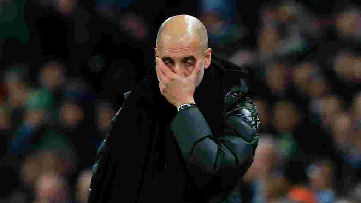 Барселона сподівається повернути Гвардіолу на Камп Ноу, якщо Пеп вирішить покинути Ман Сіті в кінці сезону