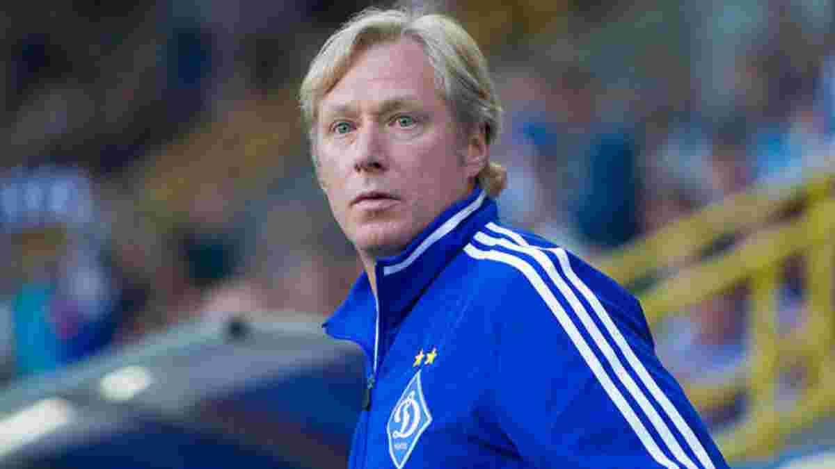 Босянок: Михайличенко – тренер, який повністю провалився в Динамо