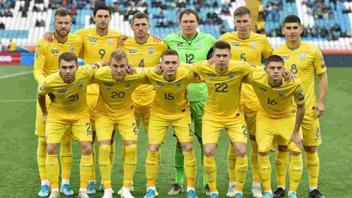 Збірна України на Євро-2020 гратиме у формі від Joma