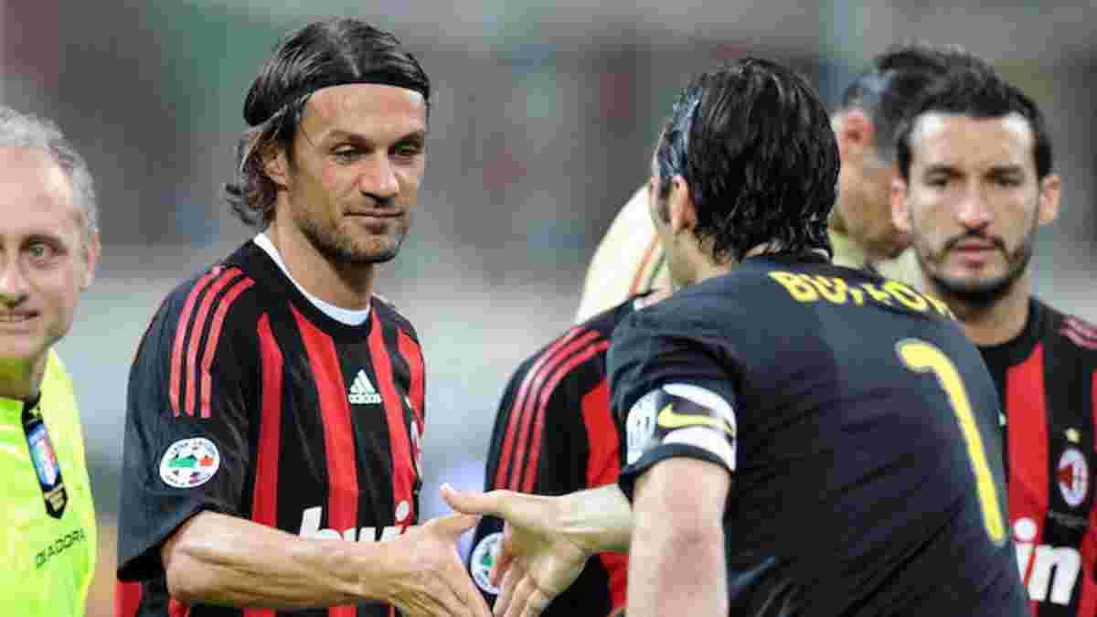 Буффон повторил невероятное достижение Мальдини в Серии А
